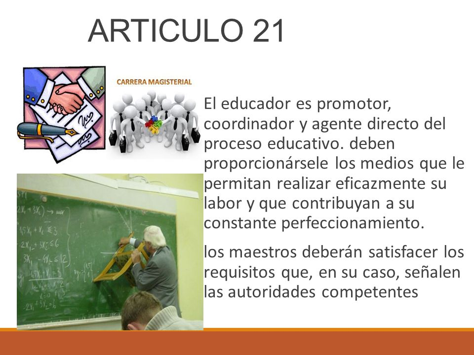 ARTICULO 21
