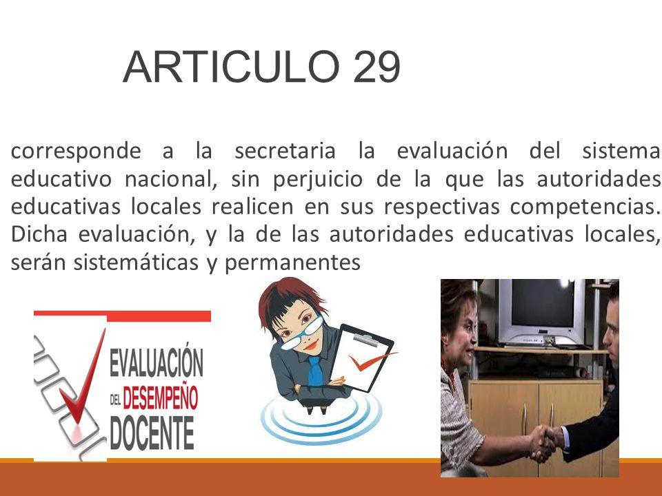 ARTICULO 29