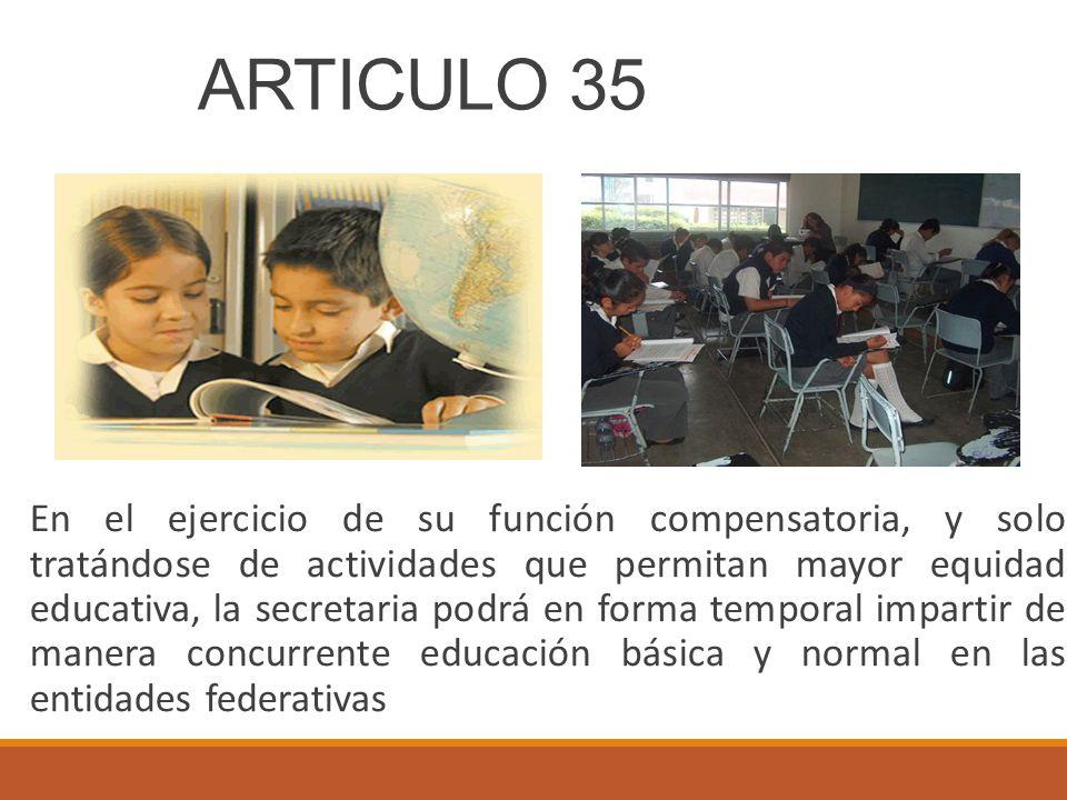 ARTICULO 35