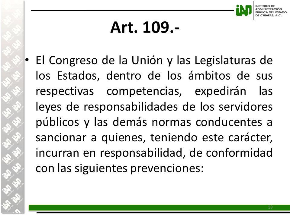 Art. 109.-