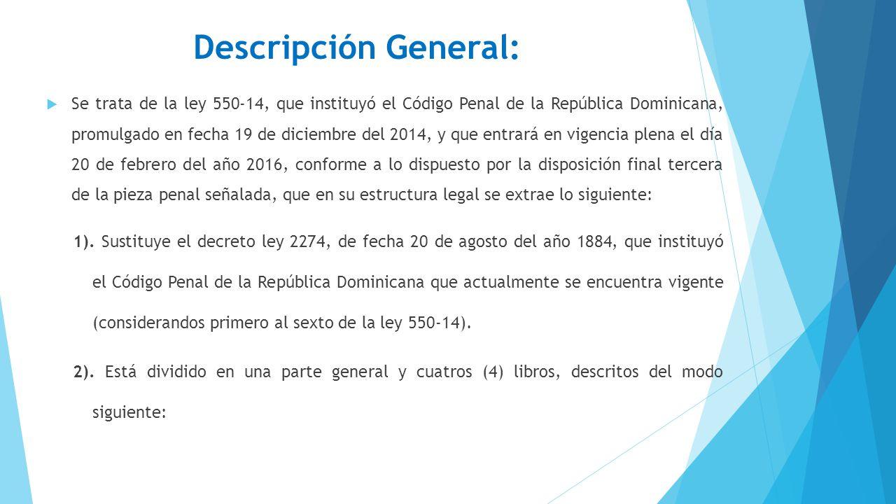 Descripción General: