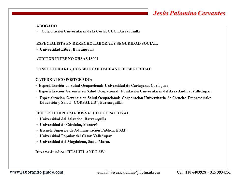e-mail: jesus.palomino@hotmail.com