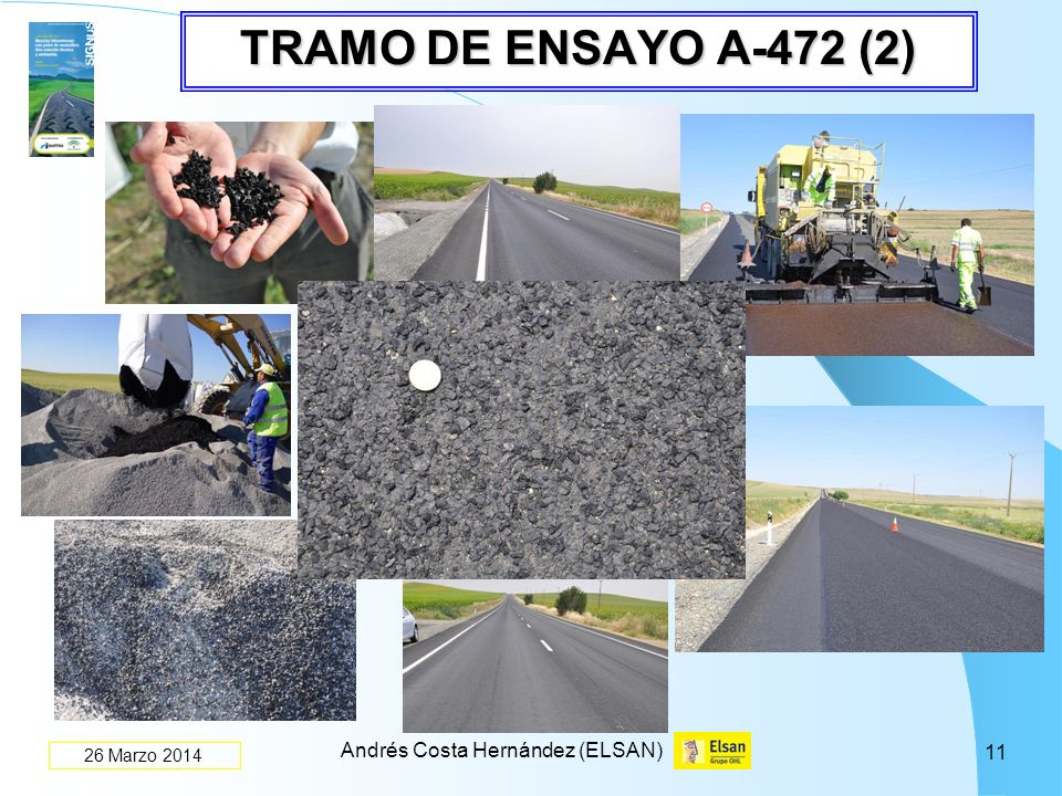 TRAMO DE ENSAYO A-472 (2) Andrés Costa Hernández (ELSAN)