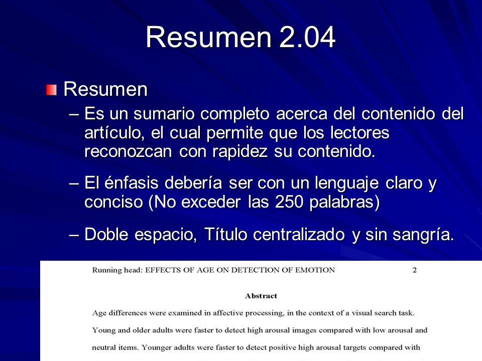 Resumen 2.04 Resumen.