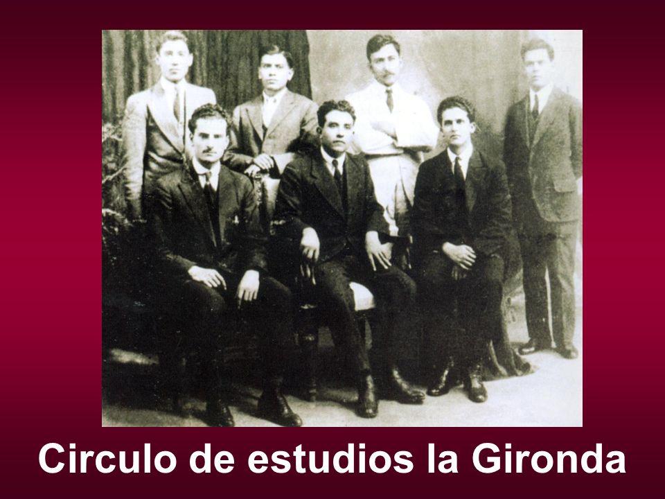 Circulo de estudios la Gironda