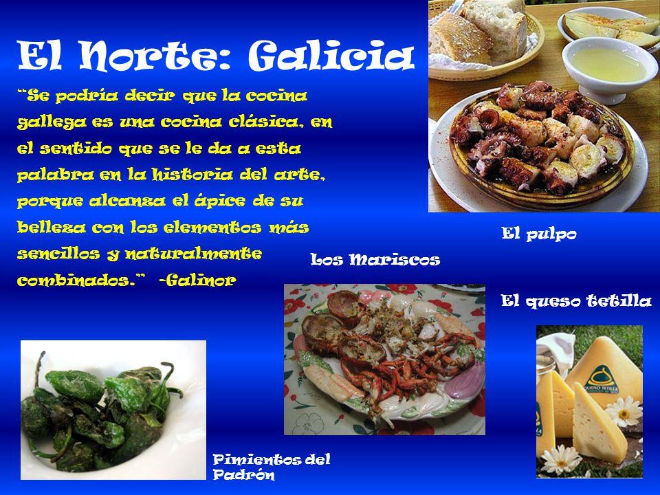 El Norte: Galicia