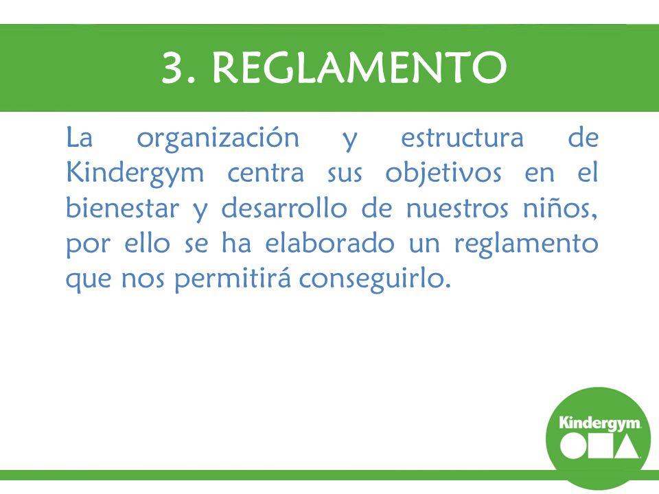 3. REGLAMENTO
