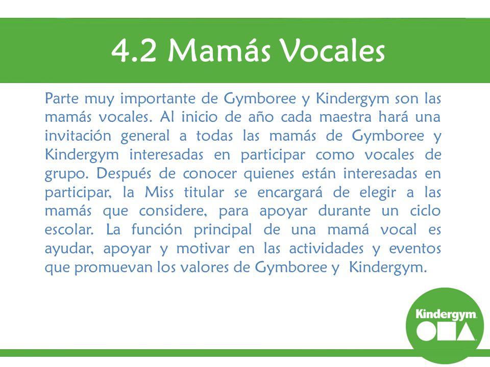 4.2 Mamás Vocales