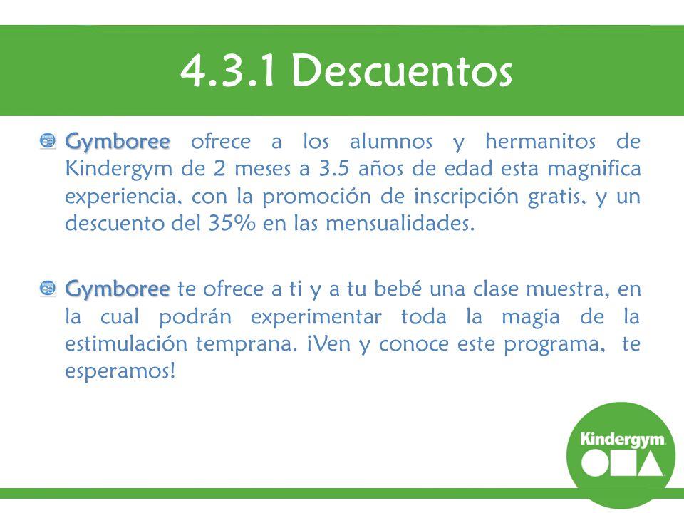4.3.1 Descuentos