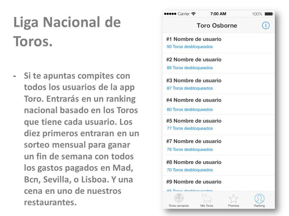 23/11/10 Liga Nacional de Toros.