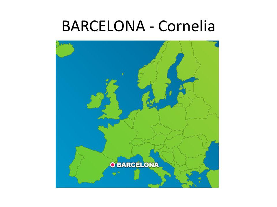 BARCELONA - Cornelia