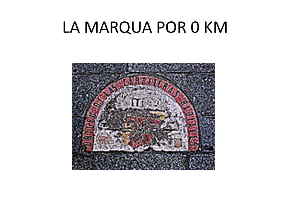 LA MARQUA POR 0 KM