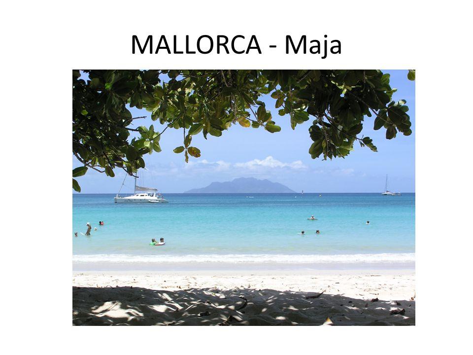 MALLORCA - Maja
