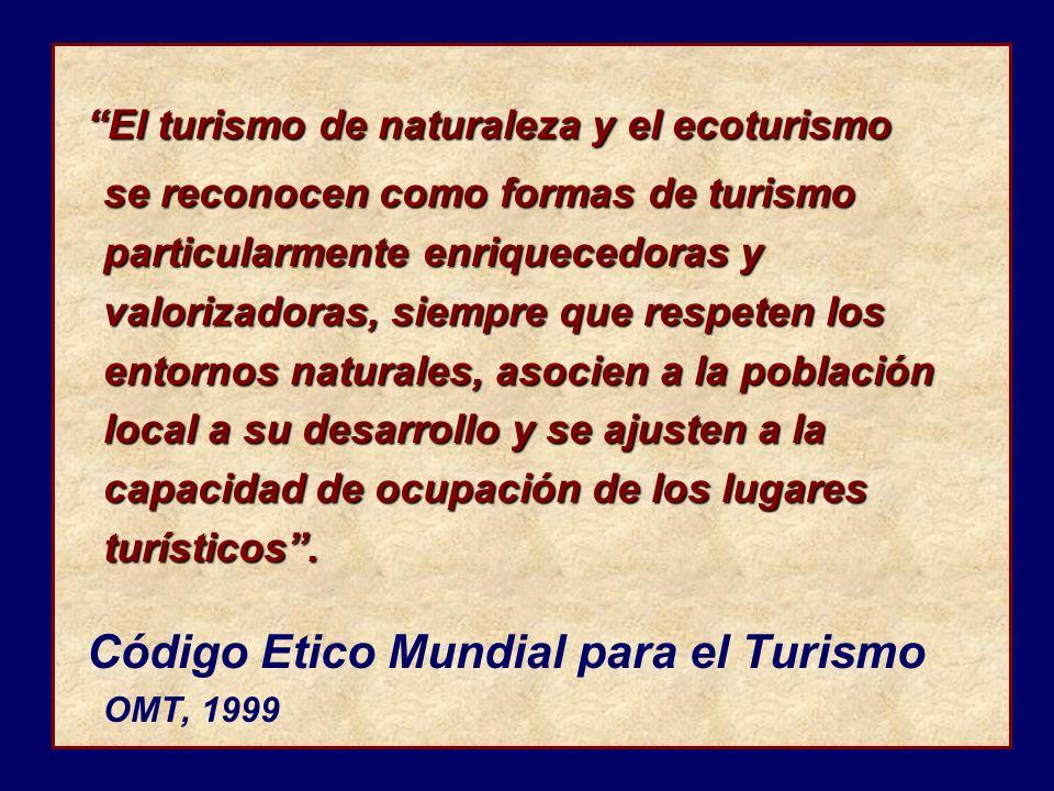 Códig Etico Mundial para el Turismo