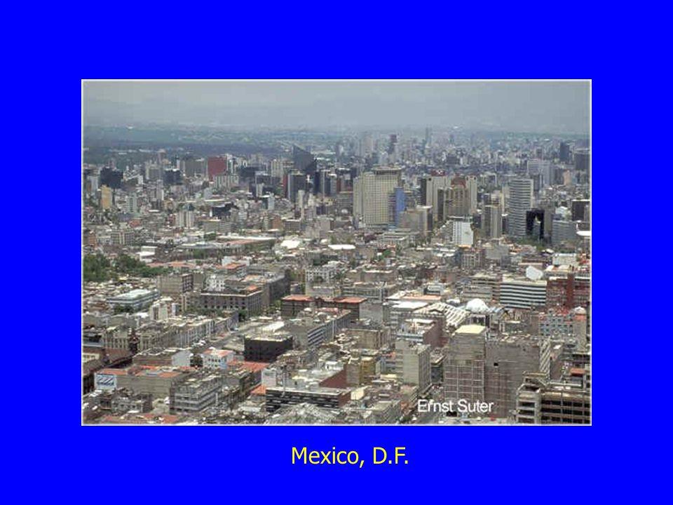 Mexico, D.F.