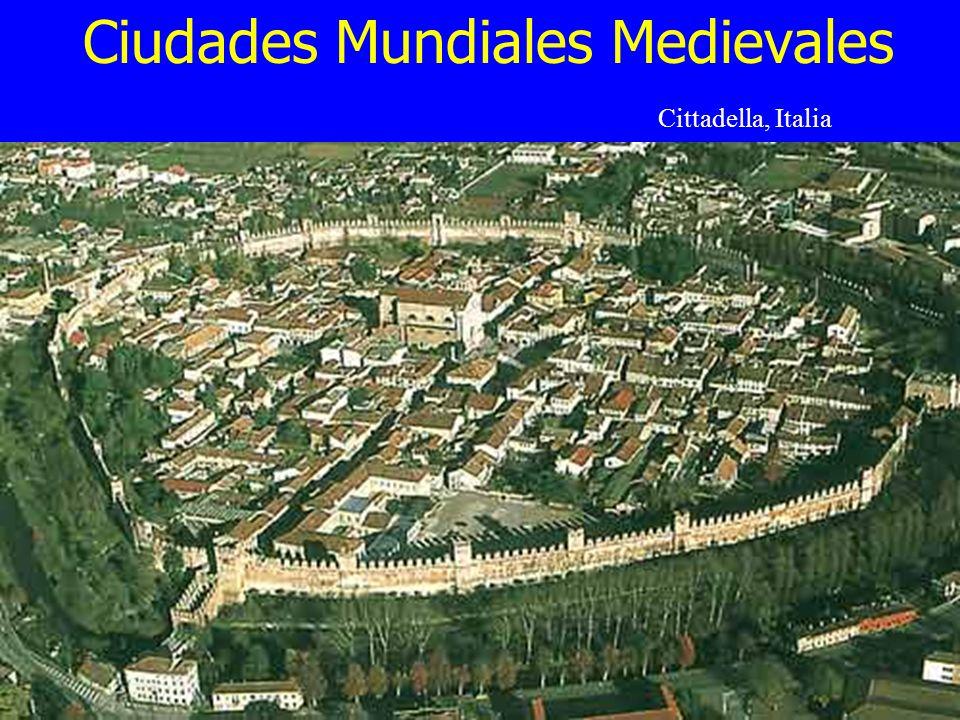 Ciudades Mundiales Medievales