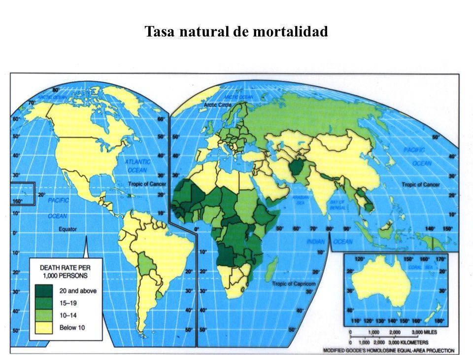 Tasa natural de mortalidad