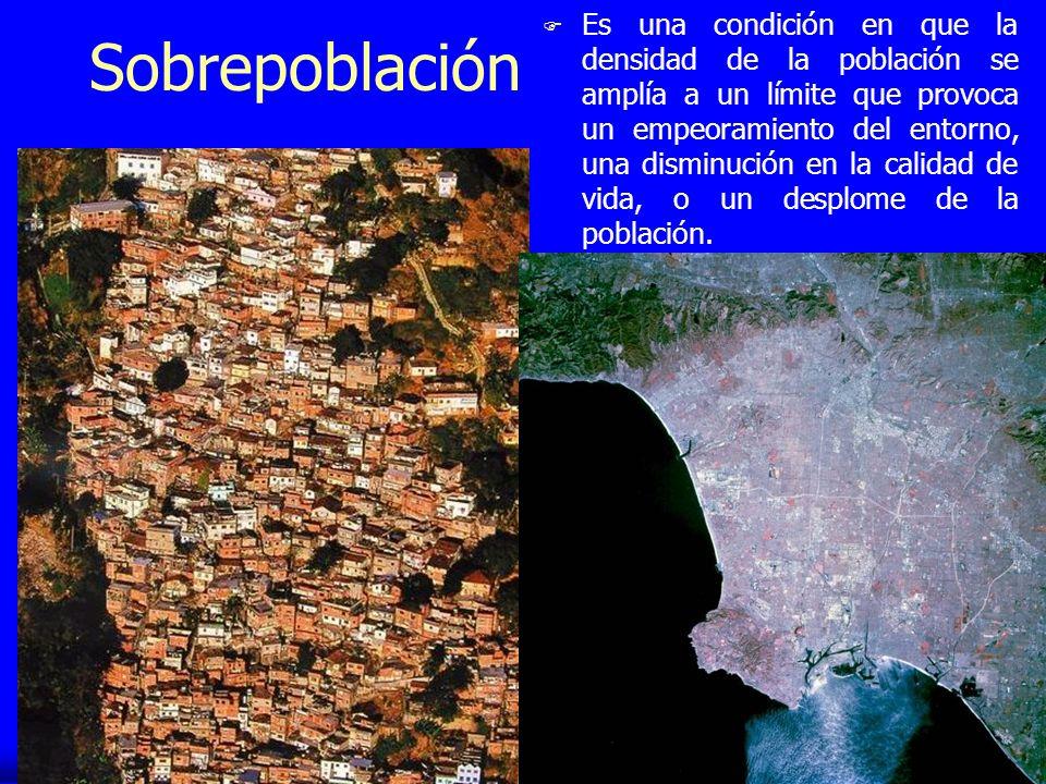 Sobrepoblación