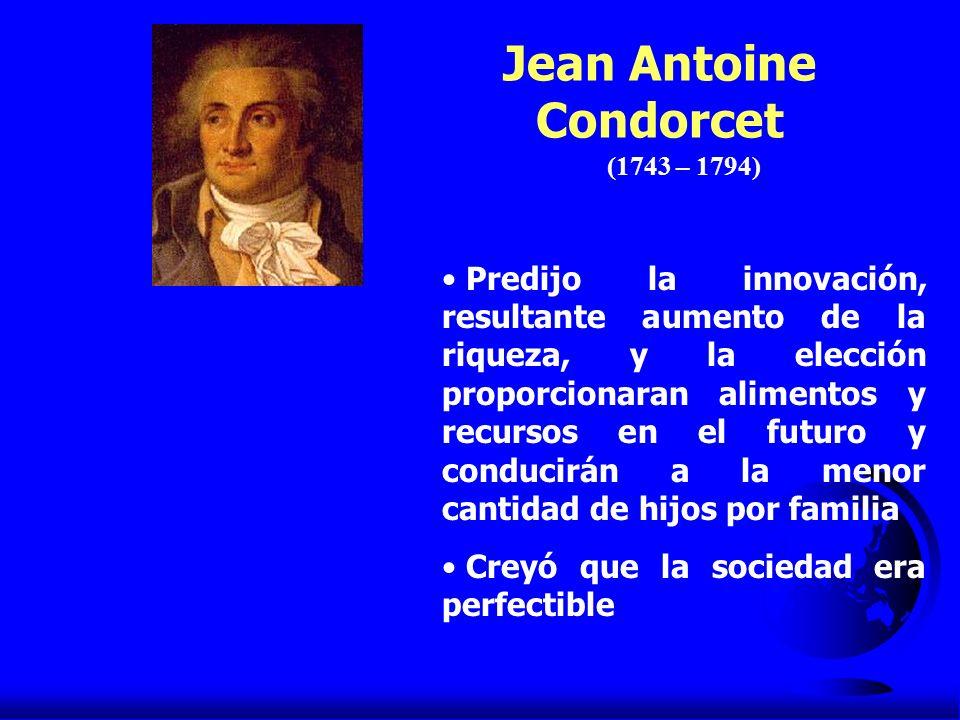 Jean Antoine Condorcet