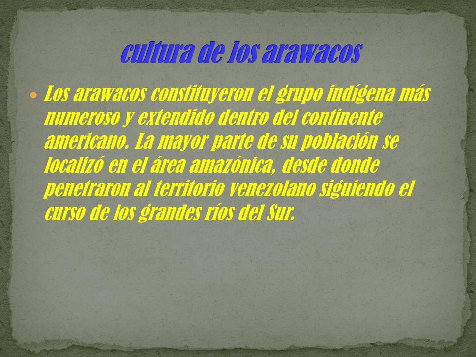 cultura de los arawacos