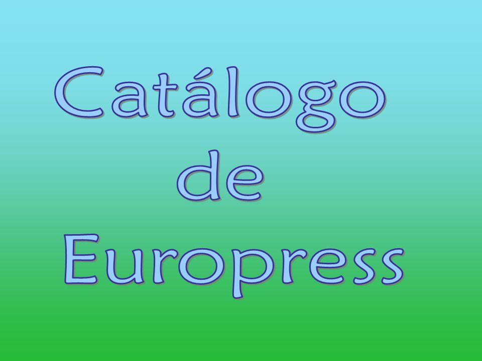 Catálogo de Europress