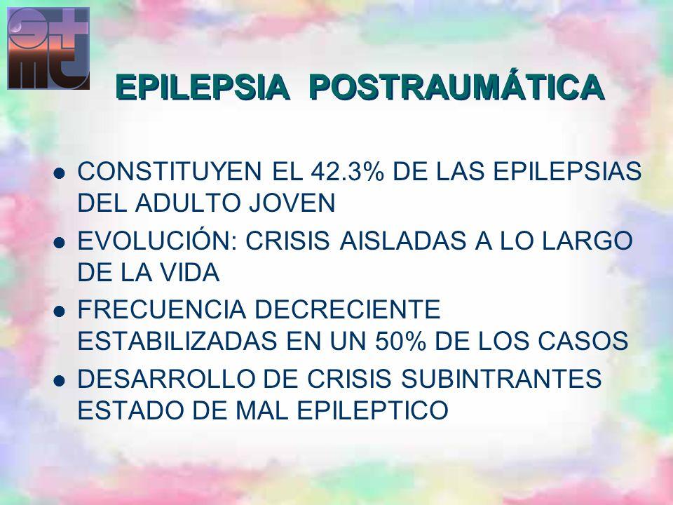 EPILEPSIA POSTRAUMÁTICA