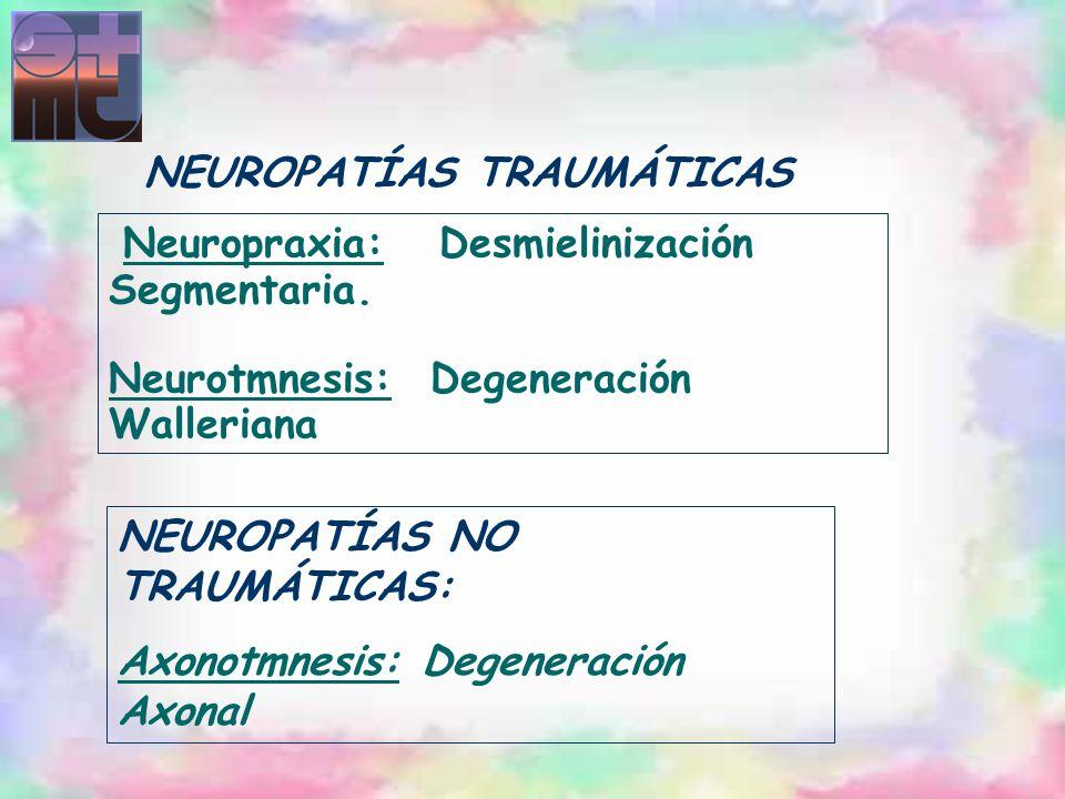 NEUROPATÍAS TRAUMÁTICAS