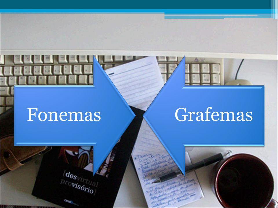 Fonemas Grafemas