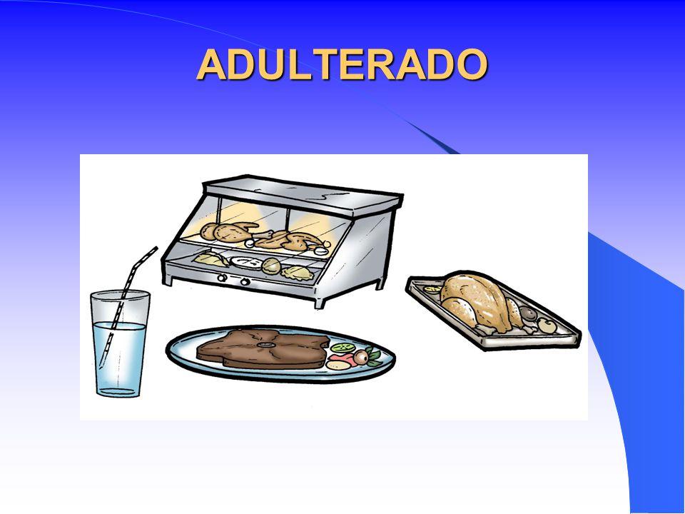 ADULTERADO