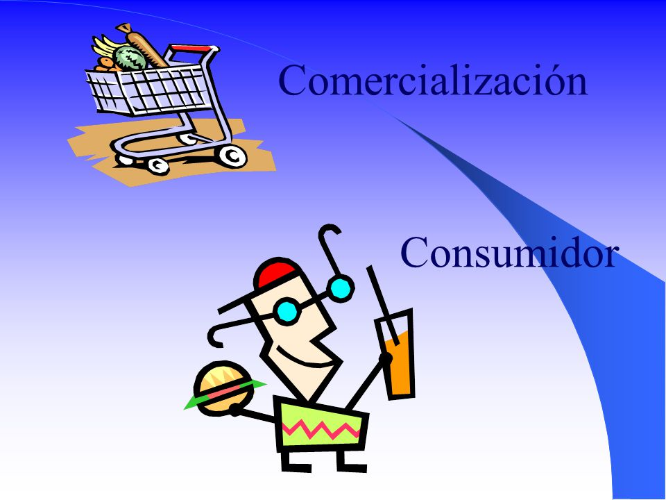 Comercialización Consumidor