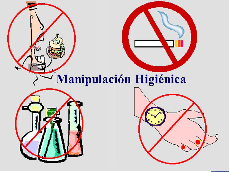 Manipulación Higiénica