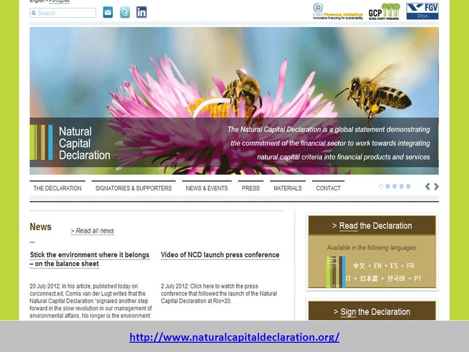 http://www.naturalcapitaldeclaration.org/
