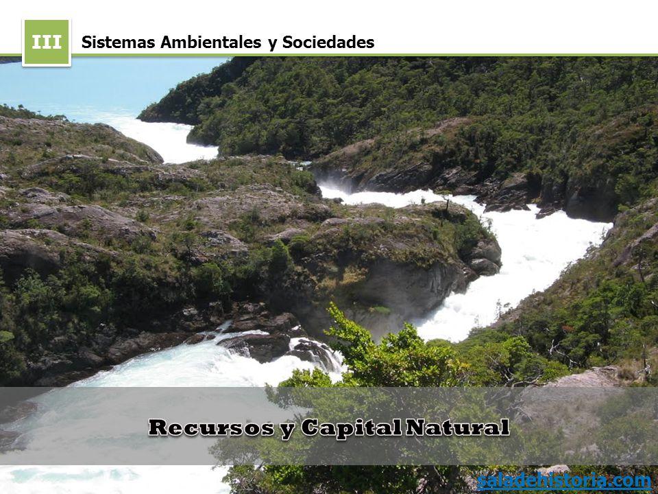 Recursos y Capital Natural