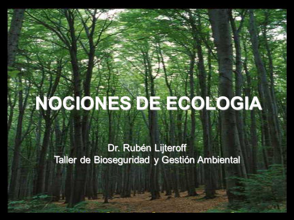 Taller de Bioseguridad y Gestión Ambiental