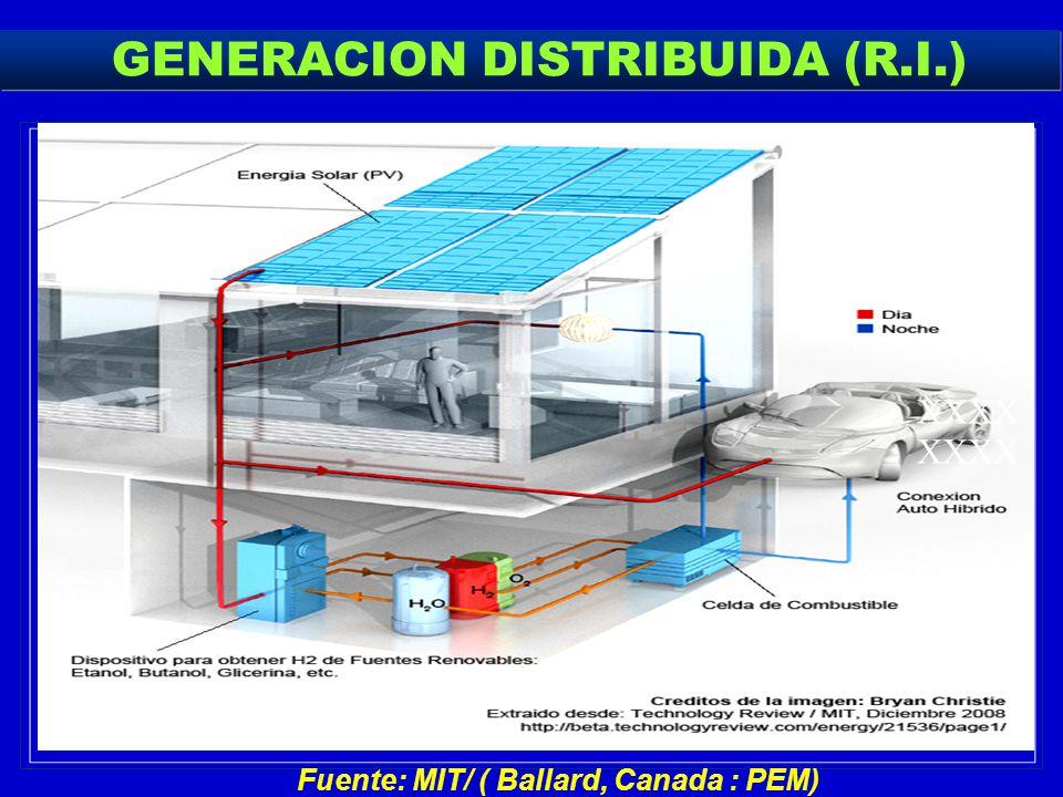 GENERACION DISTRIBUIDA (R.I.)