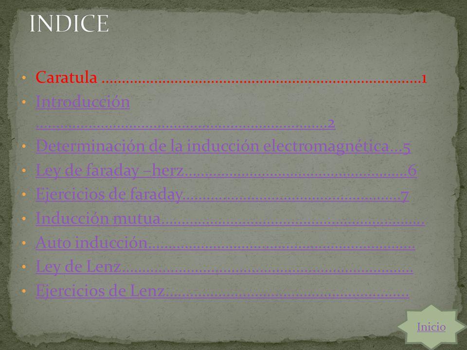 INDICE Caratula …………………………………………………………………….1
