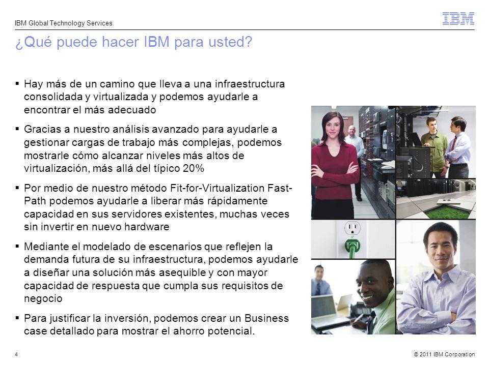 ¿Qué puede hacer IBM para usted
