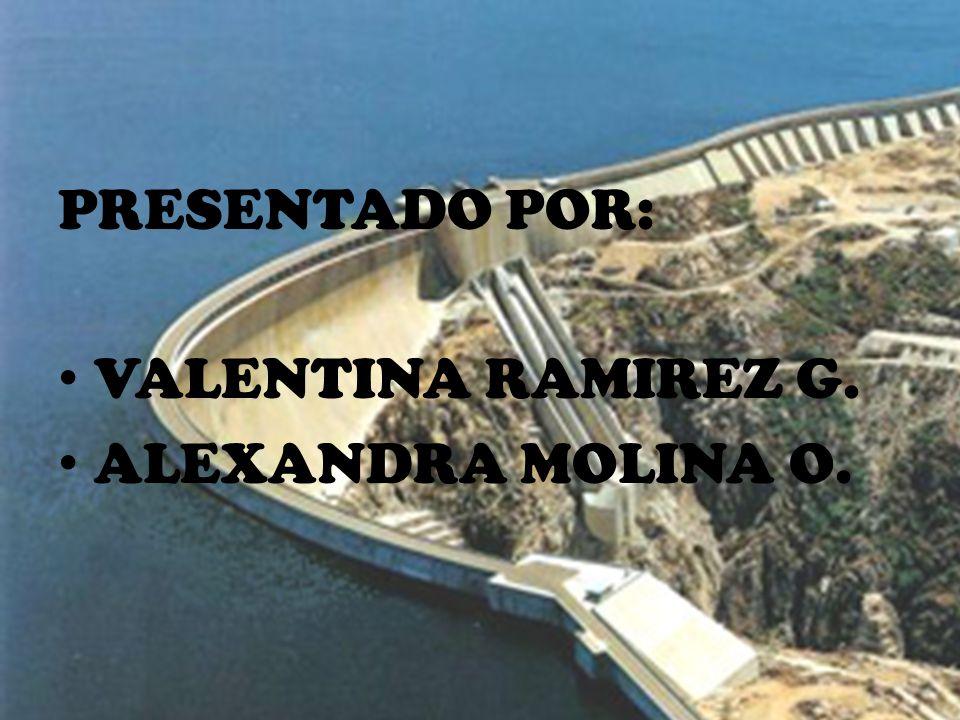 PRESENTADO POR: VALENTINA RAMIREZ G. ALEXANDRA MOLINA O.