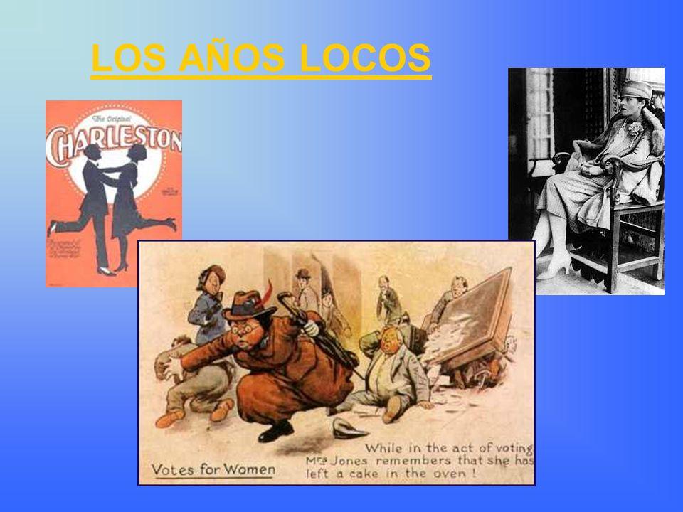 LOS AÑOS LOCOS