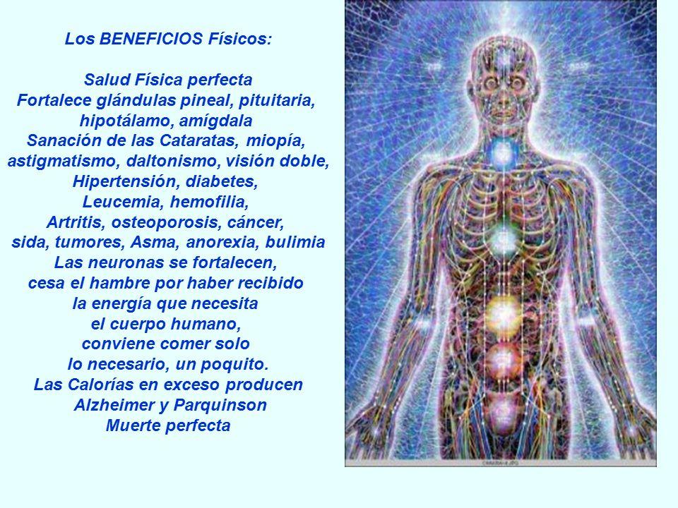 Los BENEFICIOS Físicos: Salud Física perfecta
