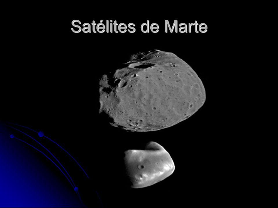 Satélites de Marte