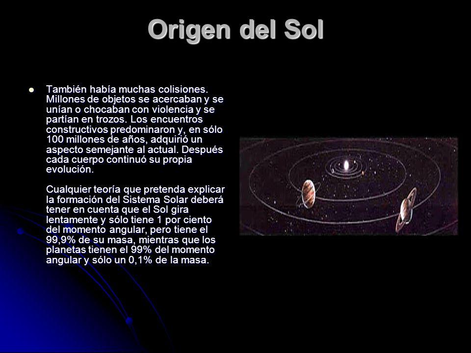 Origen del Sol