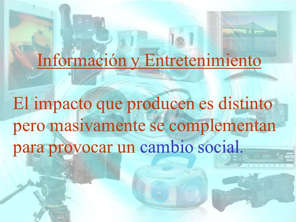 Información y Entretenimiento