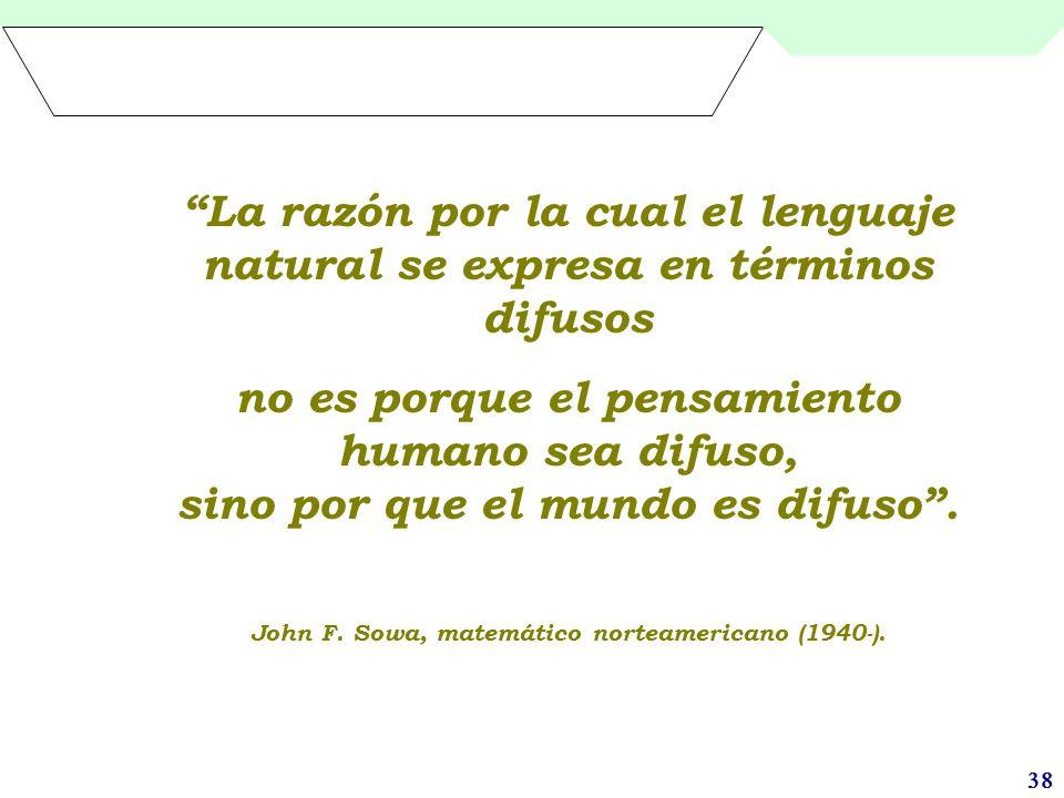 John F. Sowa, matemático norteamericano (1940-).