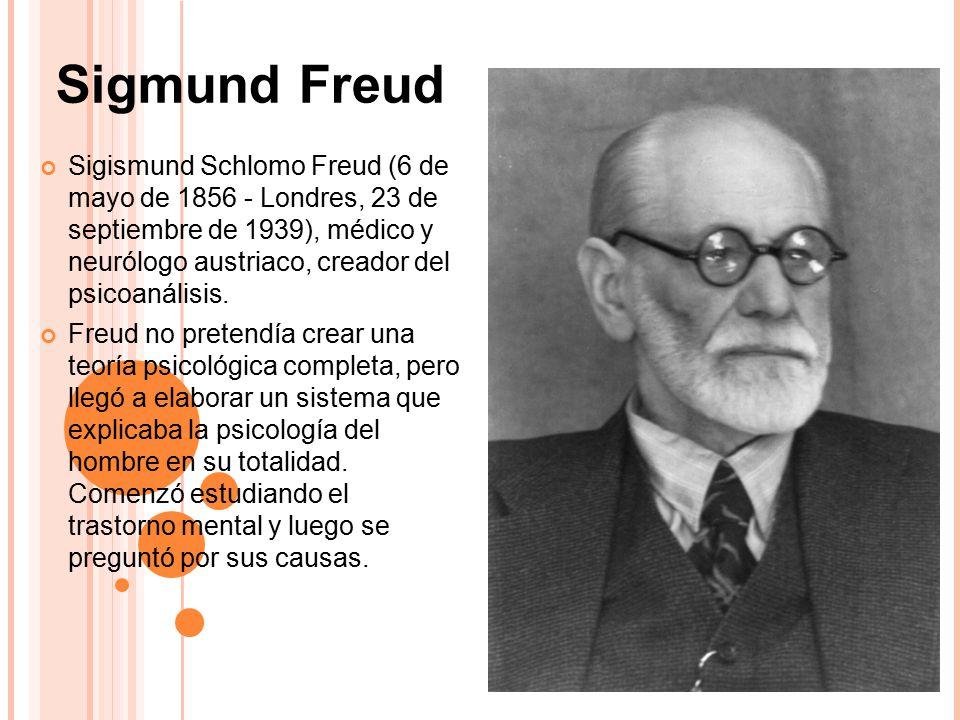 30/03/09 Sigmund Freud.