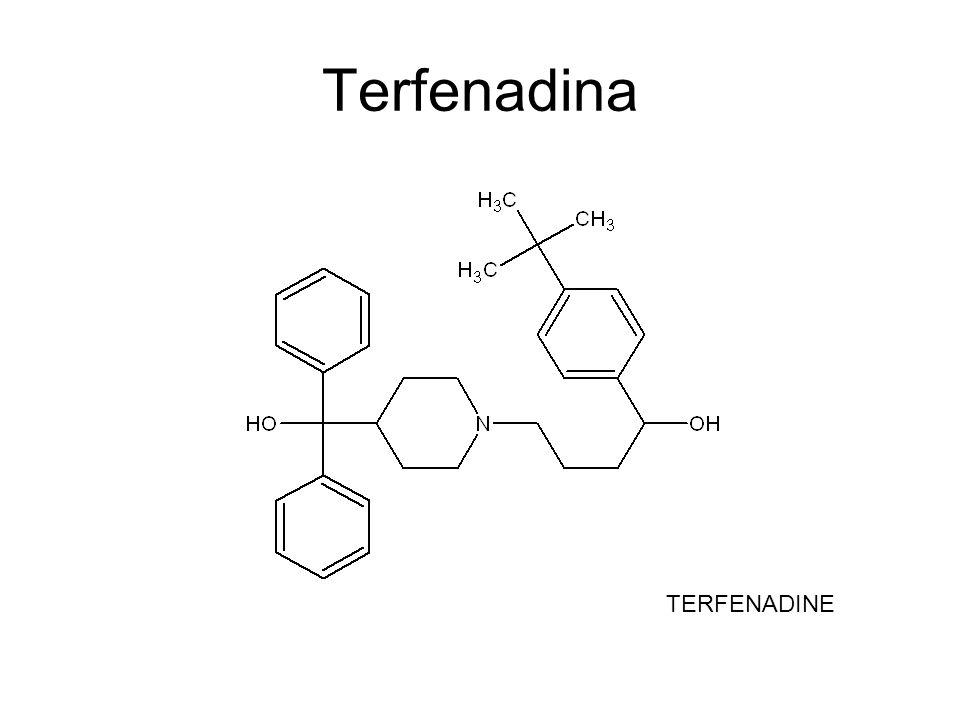Terfenadina TERFENADINE