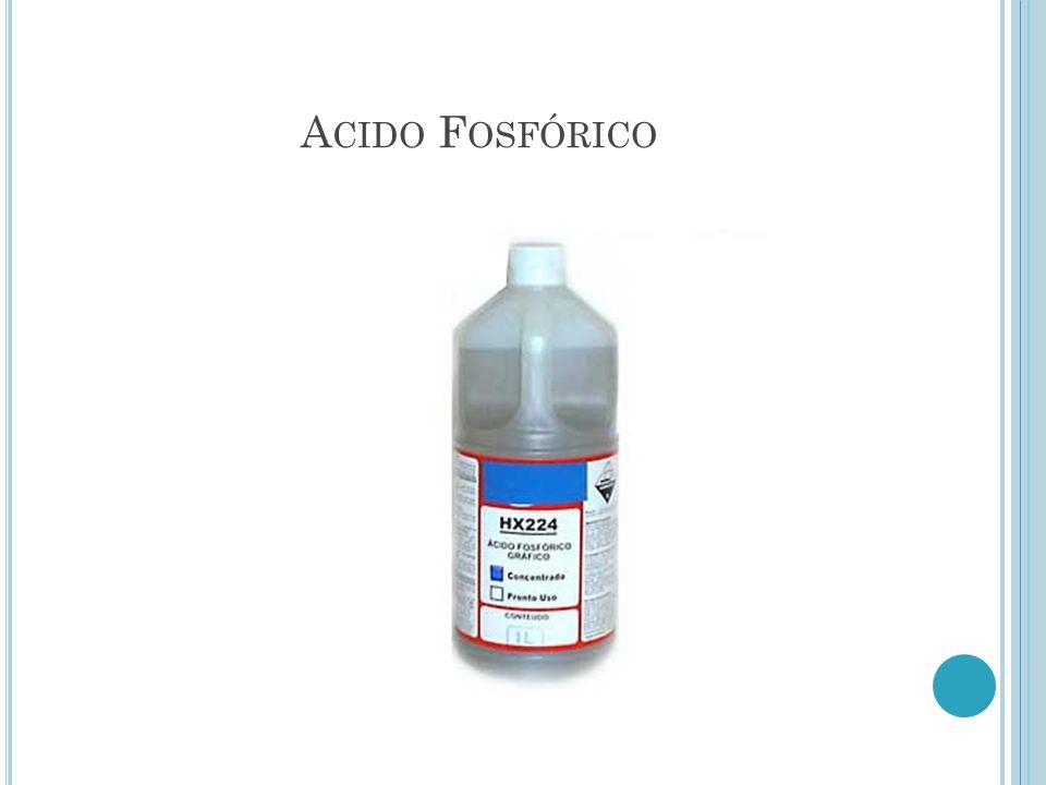 Acido Fosfórico