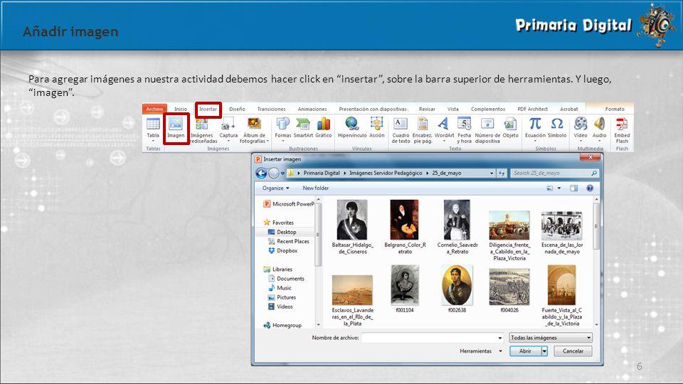 Añadir imagen Añadir imagen.