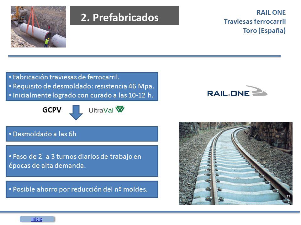 2. Prefabricados GCPV RAIL ONE Traviesas ferrocarril Toro (España)