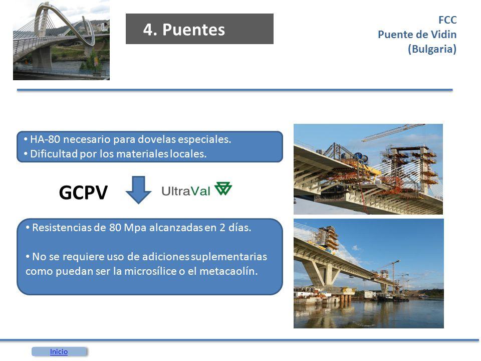GCPV 4. Puentes FCC Puente de Vidin (Bulgaria)